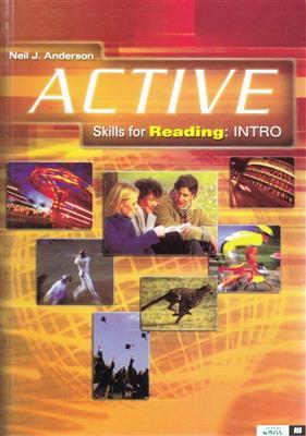 خرید کتاب انگليسی ACTIVE Skills for Reading Intro+CD