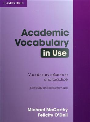 خرید کتاب انگليسی Academic Vocabulary in Use