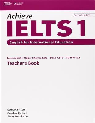 خرید کتاب انگليسی Achieve IELTS 1: Teacher s Book: Intermediate - Upper Intermediate