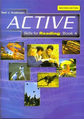 خرید کتاب انگليسی Active skills for Reading 4 (2nd)