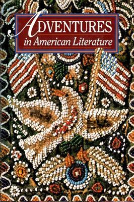 خرید کتاب انگليسی Adventures in American Literature