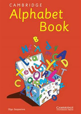 خرید کتاب انگليسی Alphabet Book Cambridge