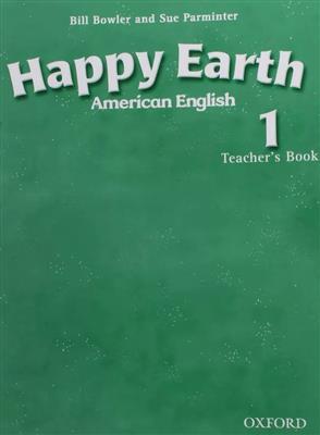 خرید کتاب انگليسی American Happy Earth 1 Teachers Book