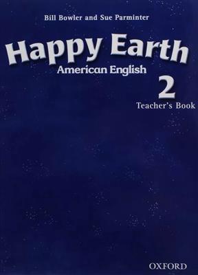 خرید کتاب انگليسی American Happy Earth 2 Teachers Book