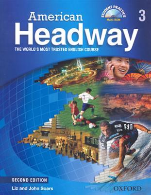 خرید کتاب انگليسی American Headway 3 (2nd) SB+WB+2CD