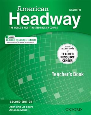 خرید کتاب انگليسی American Headway Starter Teachers book 2nd