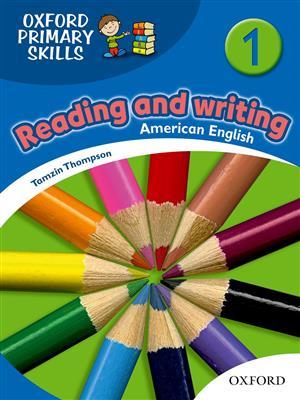 خرید کتاب انگليسی American Oxford Primary Skills 1 reading & writing+CD