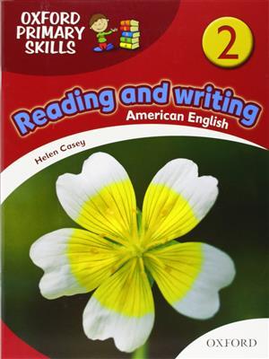 خرید کتاب انگليسی American Oxford Primary Skills 2 reading & writing+CD