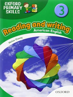 خرید کتاب انگليسی American Oxford Primary Skills 3 reading & writing+CD
