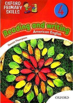 خرید کتاب انگليسی American Oxford Primary Skills 4 reading & writing+CD