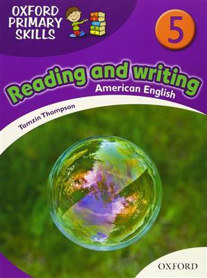خرید کتاب انگليسی American Oxford Primary Skills 5 reading & writing+CD