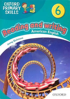 خرید کتاب انگليسی American Oxford Primary Skills 6 reading & writing+CD