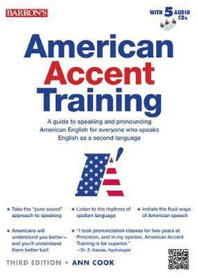 خرید کتاب انگليسی American accent training4rd+CD