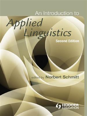 خرید کتاب انگليسی An Introduction to Applied Linguistics 2nd-Schmitt