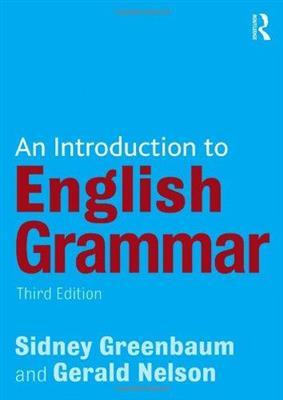 خرید کتاب انگليسی An Introduction to English Grammar 3rd-Greenbaum