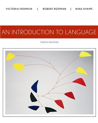 خرید کتاب انگليسی An Introduction to Language 10th-Fromkin