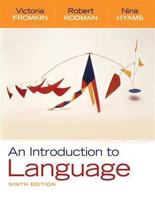 خرید کتاب انگليسی An Introduction to Language 9th
