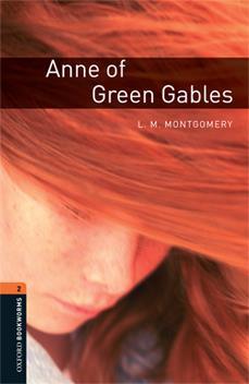 خرید کتاب انگليسی Anne of Green Gables : Level 2
