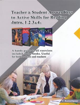 خرید کتاب انگليسی Answer Keys To Active Skills For Reading (Intro