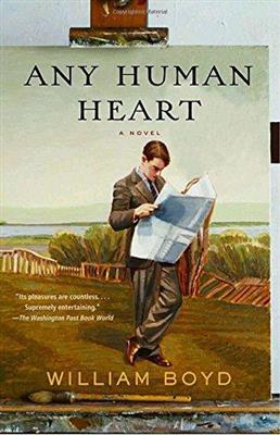 خرید کتاب انگليسی Any Human Heart-Full Text