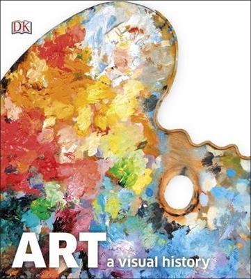 خرید کتاب انگليسی Art : A Visual History