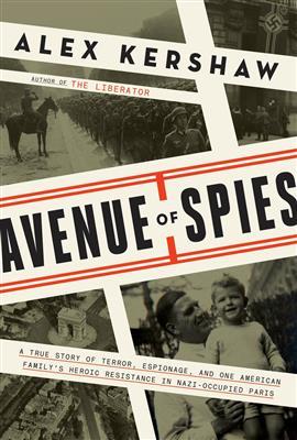 خرید کتاب انگليسی Avenue of Spies