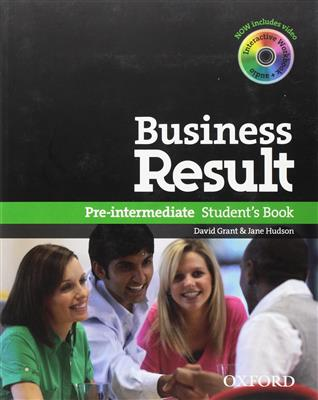 خرید کتاب انگليسی BUSINESS RESULT DVD EDITION: PRE-INTERMEDIATE