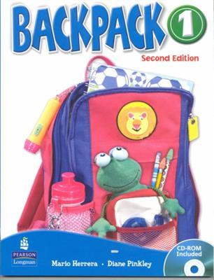 خرید کتاب انگليسی Backpack 1 (SB+WB+2CD+DVD)