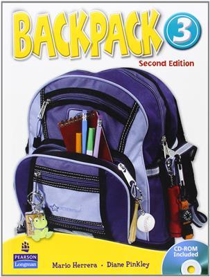 خرید کتاب انگليسی Backpack 3 (SB+WB+2CD+DVD)