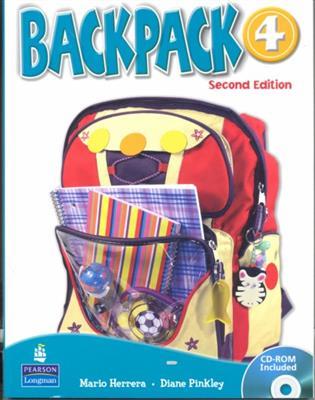 خرید کتاب انگليسی Backpack 4 (SB+WB+2CD+DVD)
