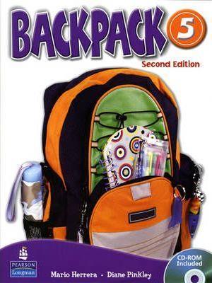 خرید کتاب انگليسی Backpack 5 (SB+WB+2CD+DVD)