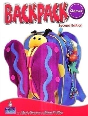 خرید کتاب انگليسی Backpack Starter (SB+WB+CD+DVD)