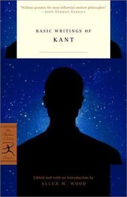 خرید کتاب انگليسی Basic Writings of Kant-Full Text