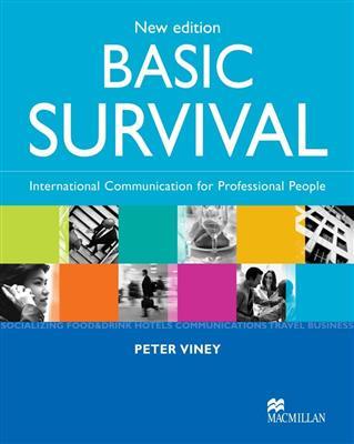 خرید کتاب انگليسی Basic survival 2nd