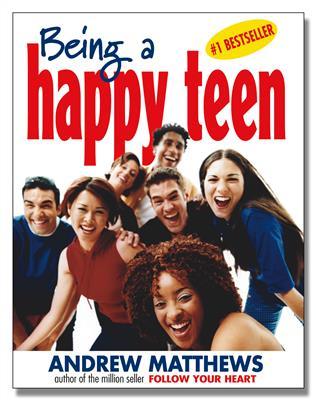 خرید کتاب انگليسی Being a happy teen