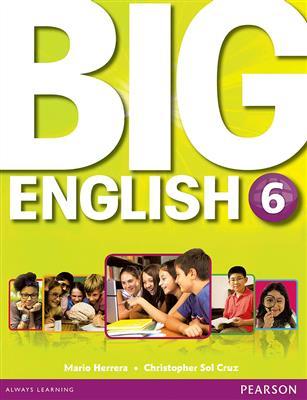 خرید کتاب انگليسی Big English 6 (S.B+W.B+CD+DVD)