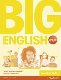 خرید کتاب انگليسی Big English Starter Teachers Book