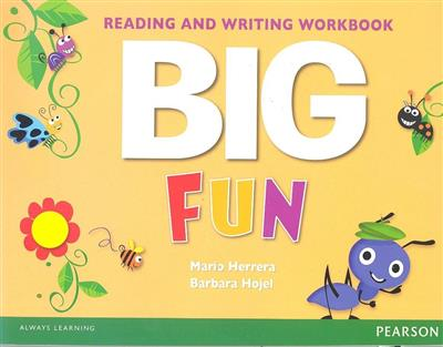 خرید کتاب انگليسی Big Fun Reading and Writing Workbook