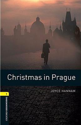 خرید کتاب انگليسی Bookworms 1:Christmas in Prague+CD