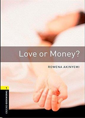 خرید کتاب انگليسی Bookworms 1:Love or Money+CD