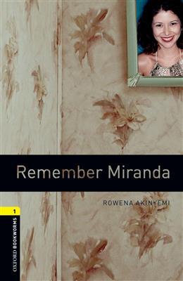 خرید کتاب انگليسی Bookworms 1:Remember Miranda+CD