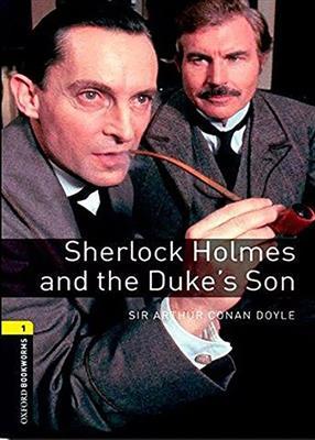 خرید کتاب انگليسی Bookworms 1:Sherlock Holmes and The Dukes Son+CD