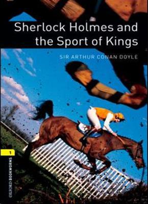 خرید کتاب انگليسی Bookworms 1:Sherlock Holmes and the Sport of Kings+CD