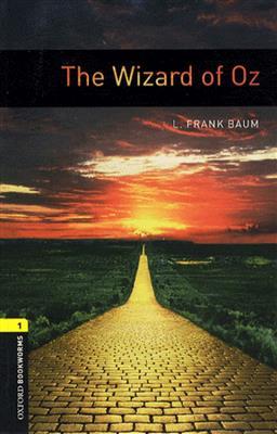 خرید کتاب انگليسی Bookworms 1:The Wizard of Oz+CD