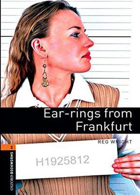 خرید کتاب انگليسی Bookworms 2:Ear-rings from Frankfurt+CD
