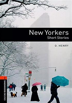 خرید کتاب انگليسی Bookworms 2:New Yorkers+CD