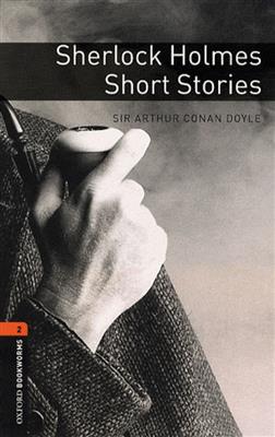 خرید کتاب انگليسی Bookworms 2:Sherlock Holmes Short Stories+CD