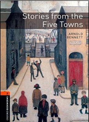 خرید کتاب انگليسی Bookworms 2:Stories from the Five Towns +CD