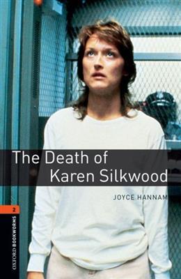خرید کتاب انگليسی Bookworms 2:The Death of Karen Silkwood+CD