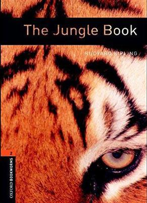 خرید کتاب انگليسی Bookworms 2:The Jungle Book+CD